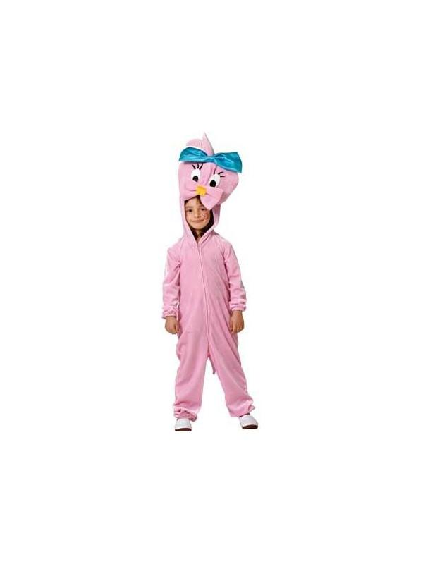 Disfraz canaria infantil
