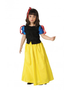 Disfraz Blanca Nieves niña