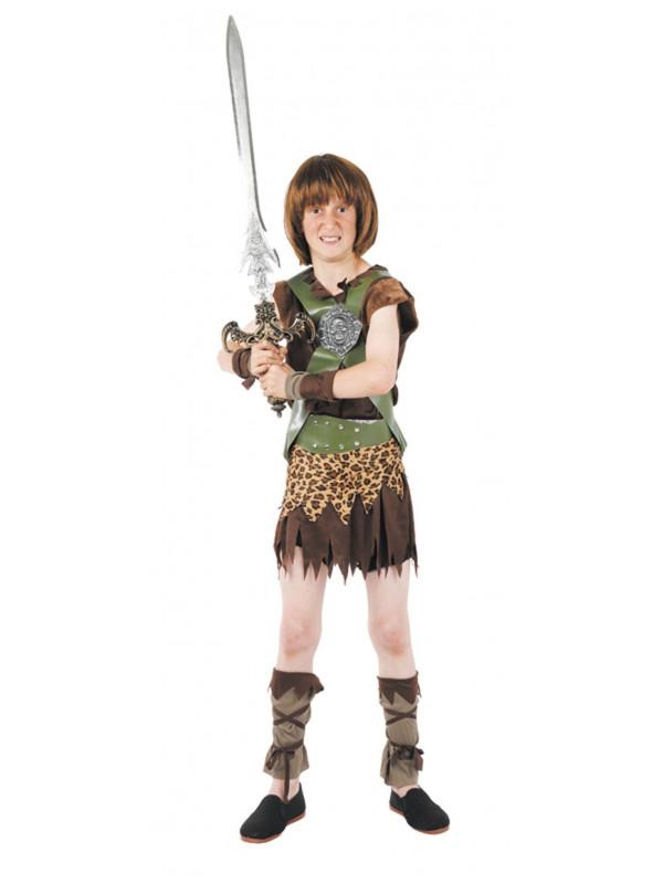 Disfraz Conan El Barbaro infanitl