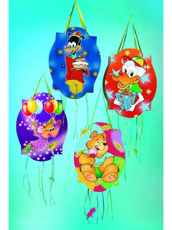 Piñata  grande cumpleaños