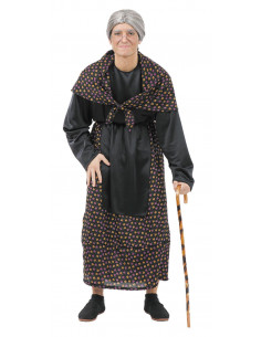 Disfraces de vieja