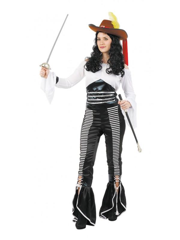 Disfraz de piratesa mujer