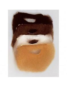 Barba y bigote pequeño