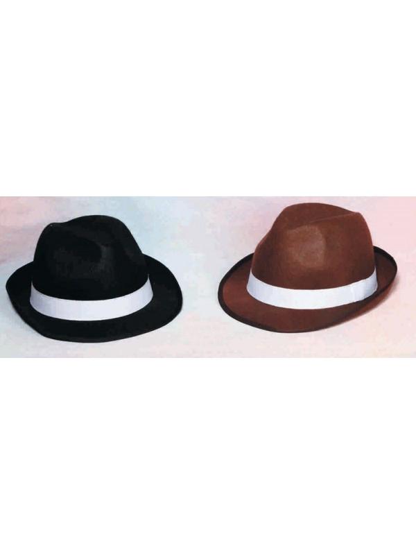 Sombrero ganster lujo