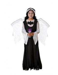 Disfraz de vampira niña