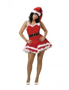 Disfraz Mamá Noel sexy