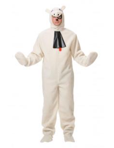 Disfraz oveja adulto