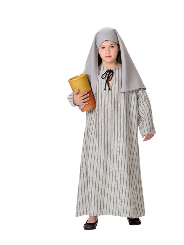 Disfraces para belenes de samaritana