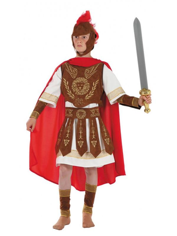 Disfraz romano guerrero infantil