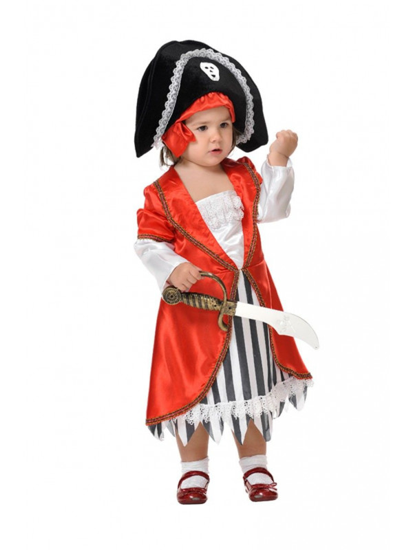 Disfraz pirata bebe