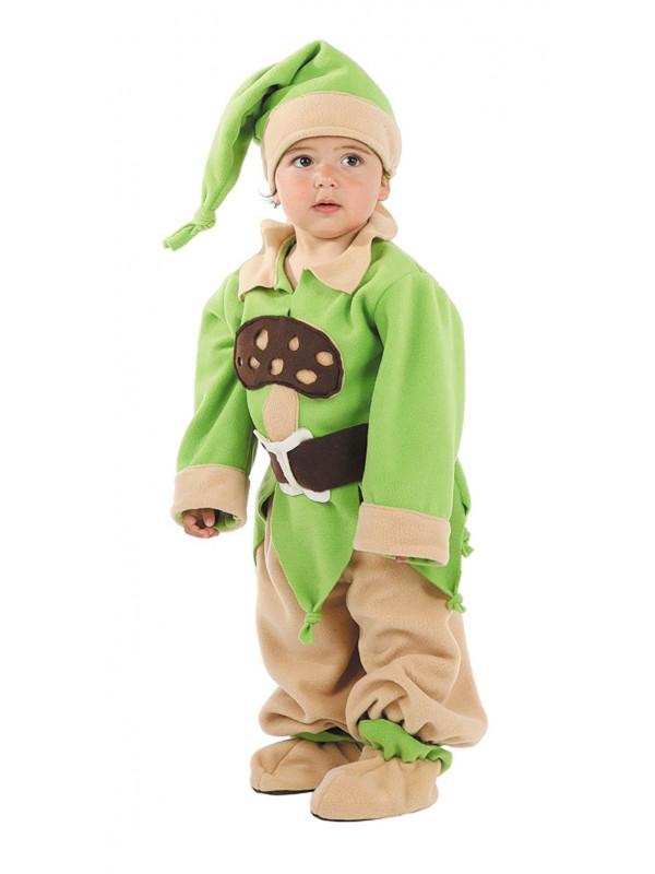 Disfraz enanito bebe
