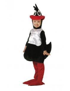 Disfraz Pato Lucas niño