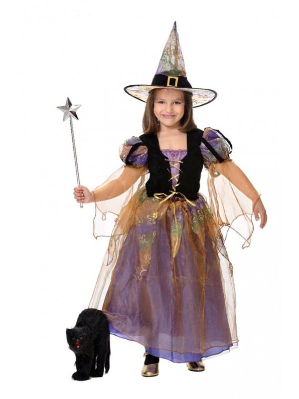 Disfraz bruja buena niña