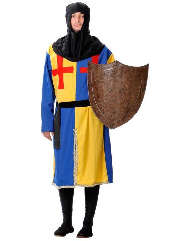 Traje medieval alabardero hombre