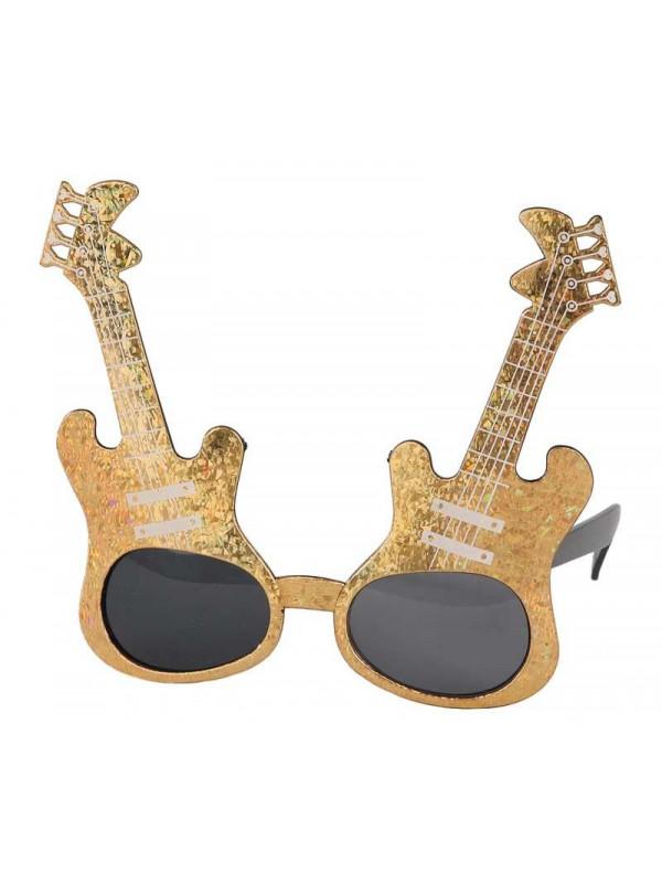 Gafas guitarra