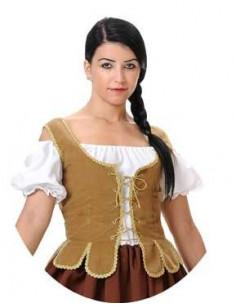 Coiffe medievale pour femme