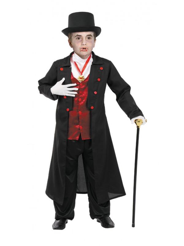 Disfraz de drácula infantil