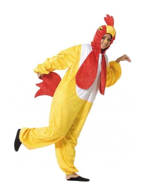 Disfraces de gallina adulto