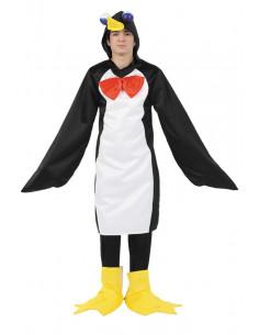 Disfraces unisex de pingüino para adulto