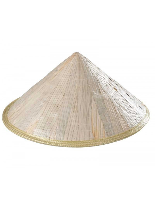 Sombrero chino paja