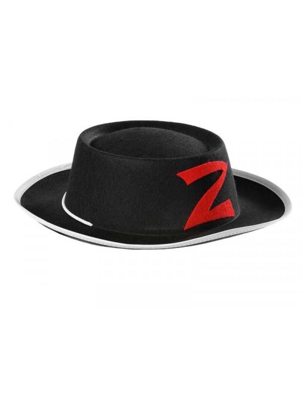 Sombrero espadachin fieltro