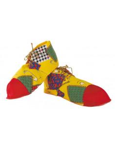 Zapato payaso infantil
