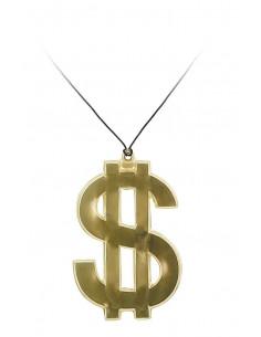 Collar con dolar