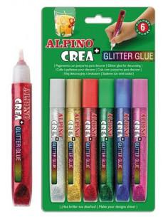 Pintura glitter para tejido