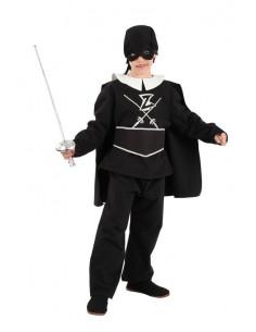 Disfraz espadachin infantil