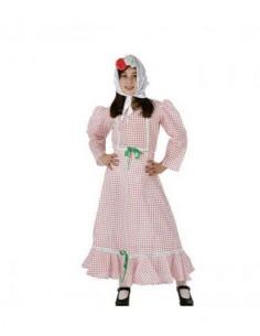 Disfraz madrileña niña
