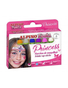Set maquillaje fiesta princess colores surtidos