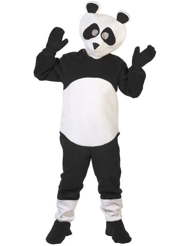 Disfraz de osos panda