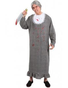 Disfraz de abuela asesina