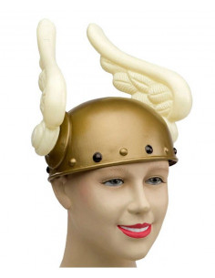 Casco galo alas Asterix