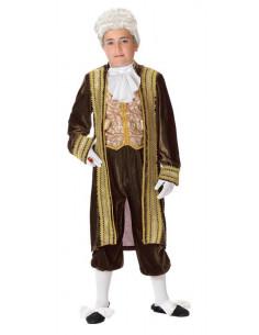 Disfraz de marqués infantil