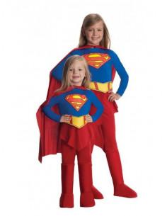 Disfraz Supergirl niña