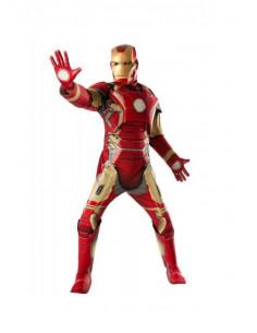 Disfraz Iron Man deluxe adulto