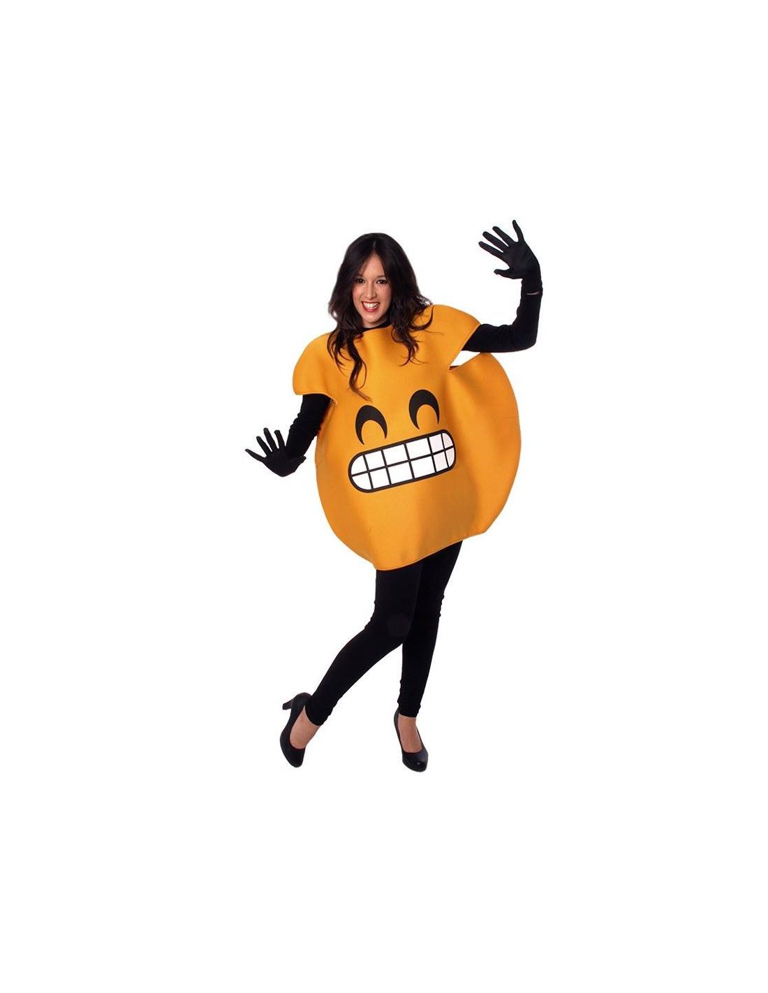 Deguisement D Emoticone Sourire Achetez A Deguisements Bacanal