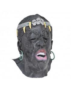 Masque de roi Africain