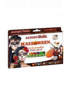Set de maquillaje para Halloween