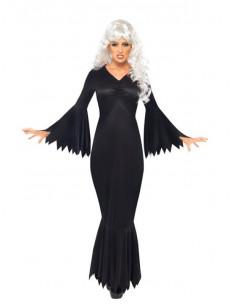 Disfraz vampira medianoche mujer