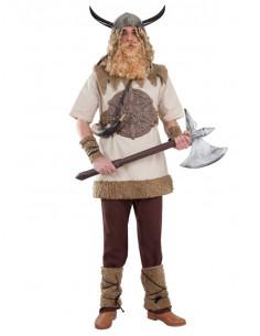 Disfraces de vikingo bruto para hombre