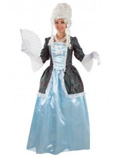 Disfraz de marquesa para mujer