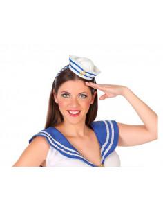 Sombrero de marinera mini