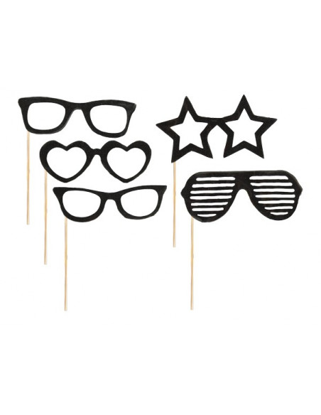 Set photocall gafas
