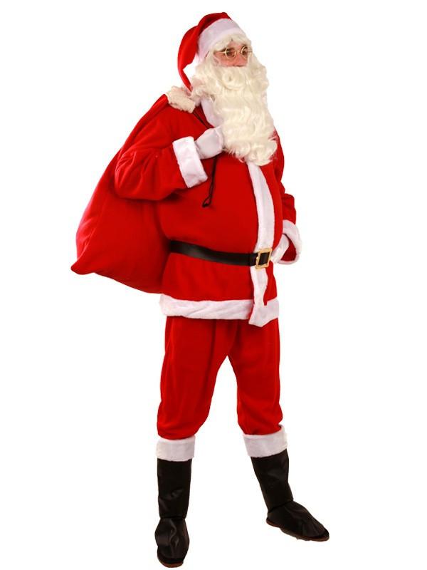 Disfraz Papá Noel adulto