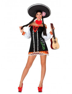 Disfraz Mariachi sexy para mujer