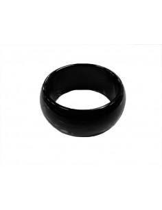 Pulsera ancha andaluza negro