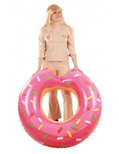 Disfraz Donuts para mujer