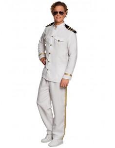 Disfraz Capitan de la marina para adulto